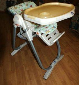 Стол-стульчик дл кормления Chicco.