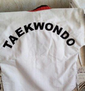 Кимоно по тхеквондо