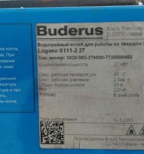 Будерус 27 кВт