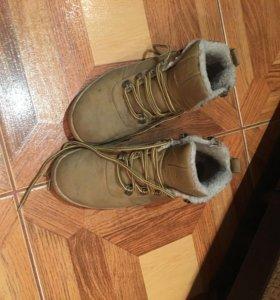 Обувь на мальчика-подростока