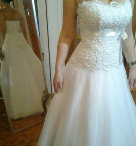 Свадебное платье новое продажа/ прокат