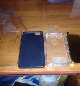 Чехлы на Айфон 6 и 4