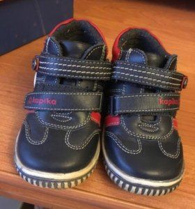 Продам детские ботинки на байке