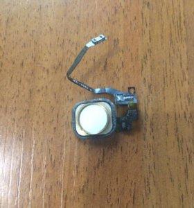 Кнопка home на iPhone 5s