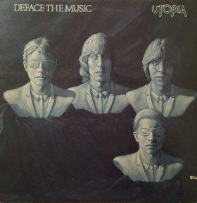 "Винил Utopia ""Deface The Music"""