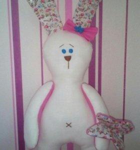 Тактильная игрушка- погремушка для малышей