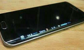 Samsung galaxy s6 edge,32gb