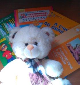 Няня , Подготовка к школе .