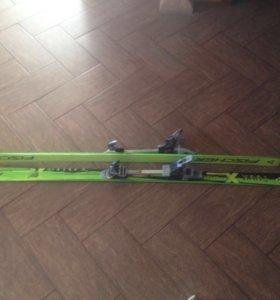 Лыжи Fischer для скитура