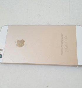 Айфон 5s, iPhone 5s gold 16gb