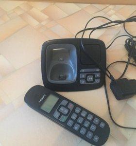 Домашний телефон philips