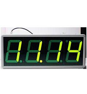 Цифровые часы Пояс-4