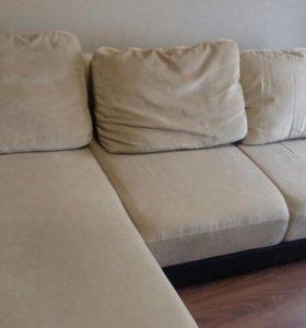 Угловой диван (разборный)