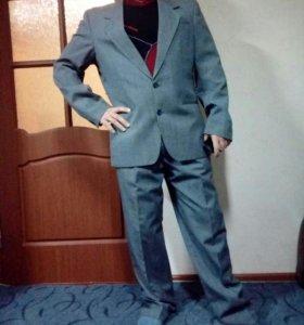 Новый костюм шерсть