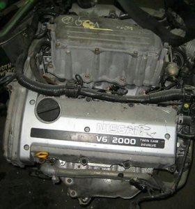 Двигатель Nissan Cefiro, Maxima VQ20DE