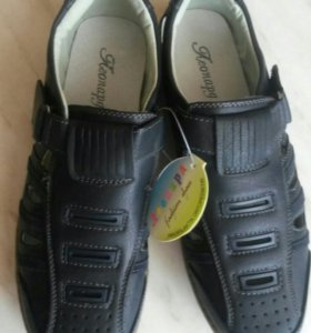 Туфли-сандалии 38