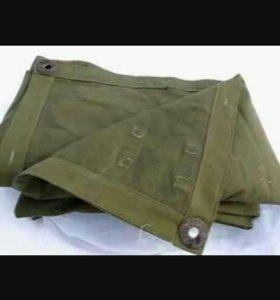 Плащ палатка солдатская