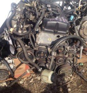 Двигателя QG15-QG16-QG18