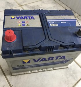 Аккумулятор Varta 70Ah Asia 80D26L (Б/У)