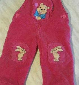 Комбинезон, штаны для девочек