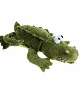 Интерактивная игрушка Смеющийся  крокодил