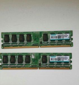Kingmax DDR2 800Мгц