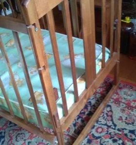 Кровать детская!!!!!