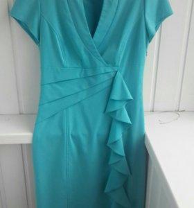 Платье на весну-лето