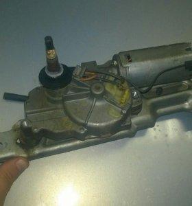 Мотор заднего стеклоочистителя vw golf 3