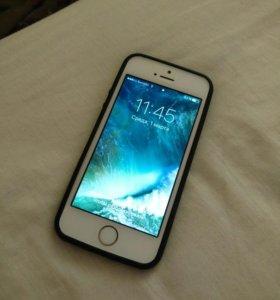 Iphone 5s золото 16 Гб
