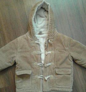 Куртки кордовая(весна-осень).Куртка джинсовая.