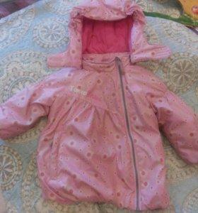 Куртка на весну 74 см
