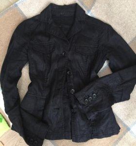 Пиджак льняной
