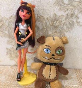 Кукла + игрушка
