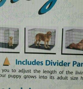Клетка для крупной породы собак