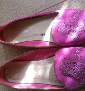Обувь на лето-весну