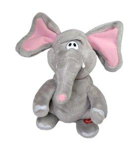 Интерактивная игрушка «Лопоухий Слоник»
