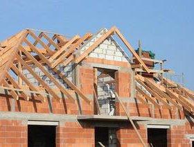 Установка крыши любой сложности