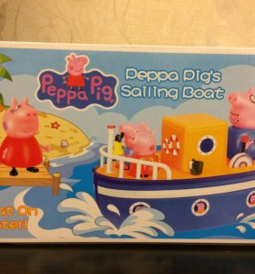 Корабль Пеппы