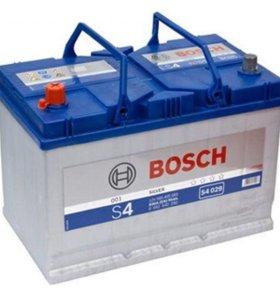 Аккумулятор Bosch Silver
