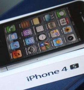 IPhone Apple 4s16 Silver