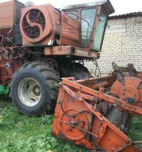 Комбайн зерноуборочный ДОН1500А