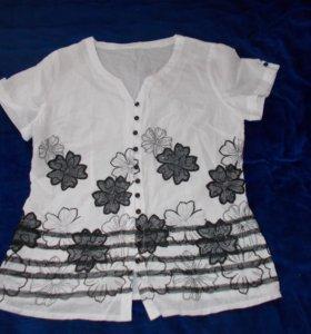Блуза 46 48 размер