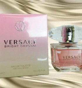 Versace bright crystal 🔮