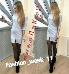 Новое платье р44-46