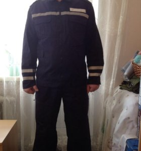 Костюм (куртка и брюки)х/б спецодежда
