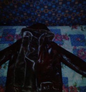 Кожаная куртка на весну...