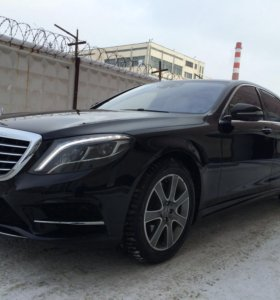Mercedes s 500 4 matic