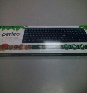 Беспроводная клавиатура Perfeo PF-3208WL
