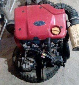 Двигатель инжектор ваз 2115,2114,2113,2109,2108